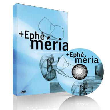 Pochette DVD Ephéméria