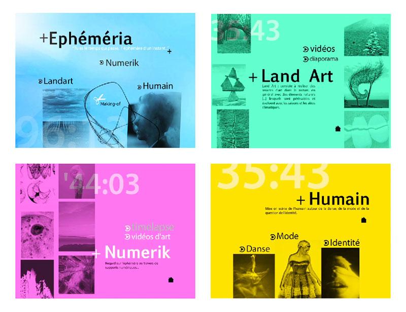 Pages DVD Ephéméria