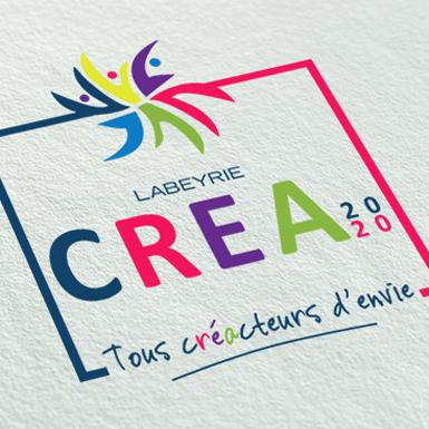 Logo CREA Labeyrie
