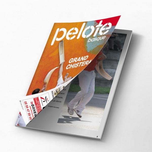 magazine PELOTE BIdart